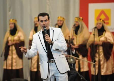 دانلود آهنگ ترکی رحیم شهریاری به نام آذربایجان قئزی آهنگ های محلی ترکی   دانلود آهنگ