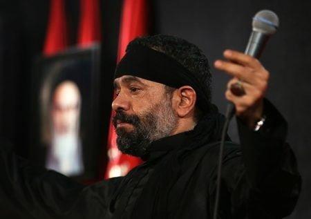 دانلود مداحی محمود کریمی حرف عشقه