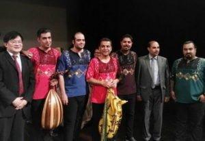 گروه شبدیز بوشهر بنام بهاره سی کو
