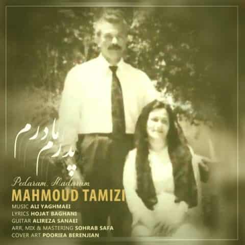 دانلود آهنگ محمود تمیزی به نام پدرم مادرم