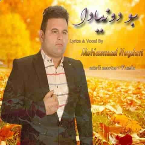 دانلود آهنگ محلی ترکی بودونیادا محمد حیدری