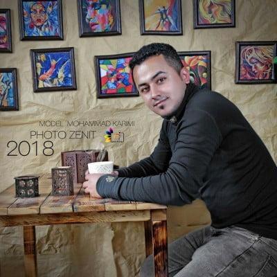 محمد کریمی مازنی مرد چپون