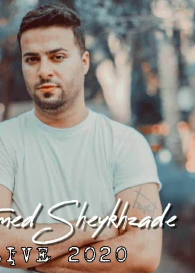 حامد شیخ زاده  حفله جدید