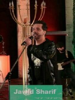 جاوید شریف تو زیبایی